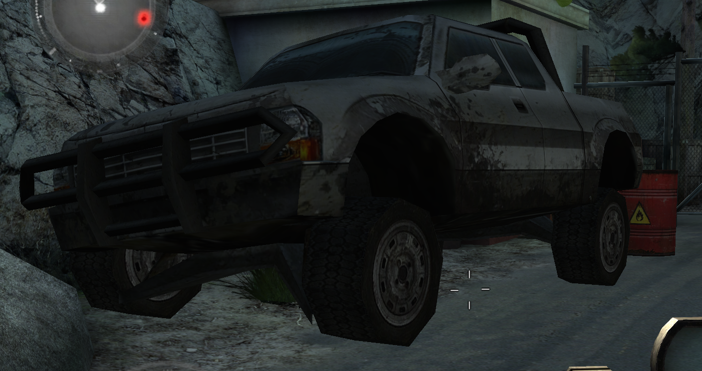 MC3-Off-road Truck