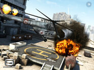 Modern combat 3 android 2