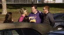Cam tells Claire that Mitch is still upset
