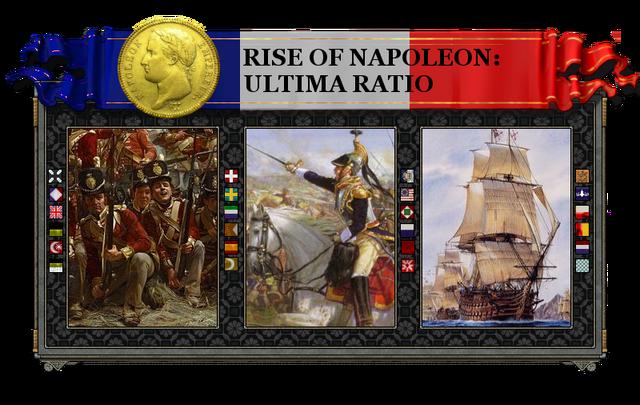 Ron banner oda napoleon