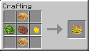 Crafting Cheeseburger