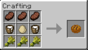 Crafting MeatPie b