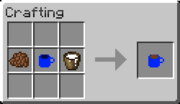 Crafting Cup of Choklate b