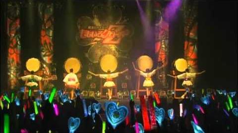 2011 女祭り 和太鼓演舞~overture OPENING