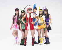 Momoclo Pinky Jones Promo