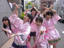 Momoiro Clover March - July 2009 Lineup
