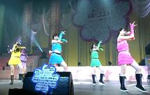 Momoclo Zenryoku Shoujo Perf