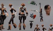 SMNC Gunslinger Concept Art 1