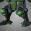 Blitz gunner legs