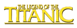 Mondo TV - The Legend of the Titanic - Transparent Logo