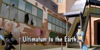 Ultimatum to the Earth