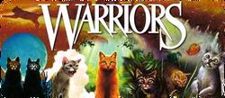 Warrior cats roleplay wordmark