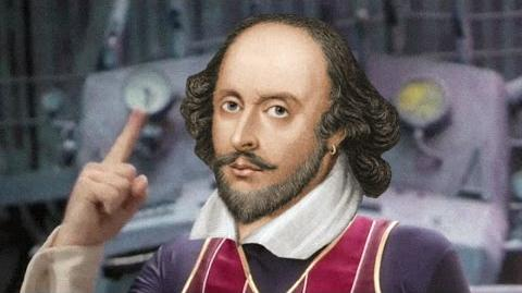 WE ARE NUMBER ONE IN SHAKESPEARE