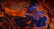 Monkey Island - LeChuck's Ghost Ship