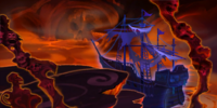 LeChuck's Ghost Ship