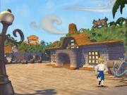 Lucre Island Town