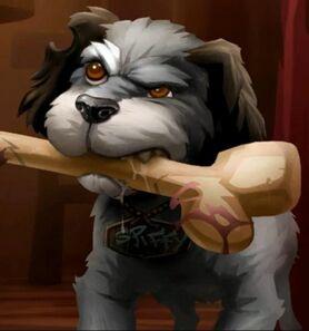 Spiffy dog SE