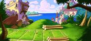 Plunder Island - Field of Honor