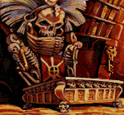 Lechucks coffin