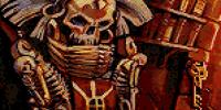 LeChuck's Voodoo Throne