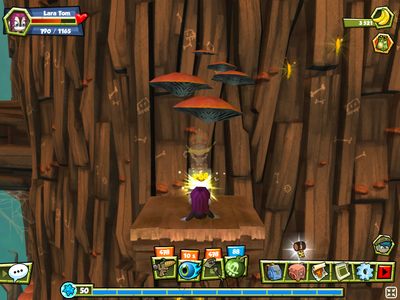 Giant Tree Sneak Peak 2
