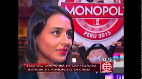 Campeonato Monopoly Final - América Noticias (Central)