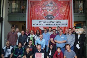 Deutsche MONOPOLY Meisterschaft Teilnehmer