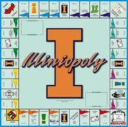 Illinopoly board