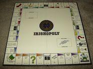 Irishopoly 1980s board
