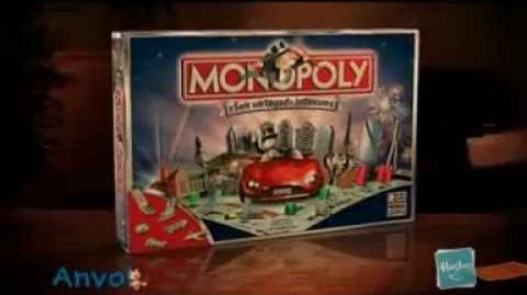 MONOPOLY Here and Now Edition Latvian Commercial
