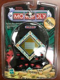 Monopoly Jackpot unopened