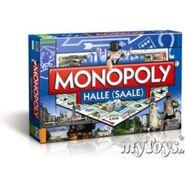 Monopoly-halle