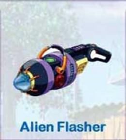 Alien Flasher