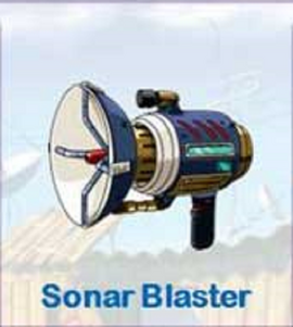 Sonar Blaster