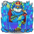 843 Crystowl Throne BMG