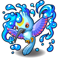 318 Water H Bird BMK
