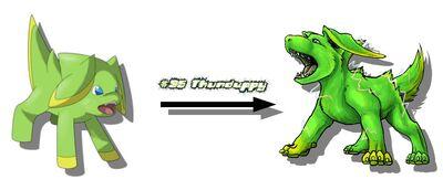Thunduppy