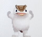 White Mocchi MRA