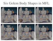 Golem Body Types