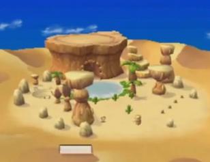 Takrama Desert Mesa
