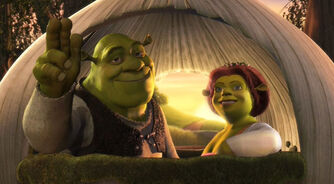 Shrek-shrek-and-fiona-wedding