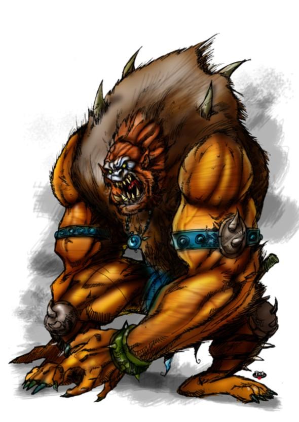 Beastman He Man