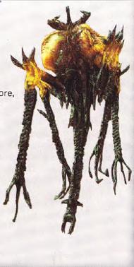 Medusa necromorph