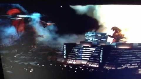 Godzilla vs. Destoroyah - Final Battle