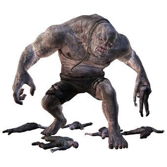 El Gigante (Resident Evil)