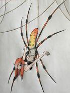 Golden Orb Weaver Arachne