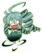 Sylph sticker