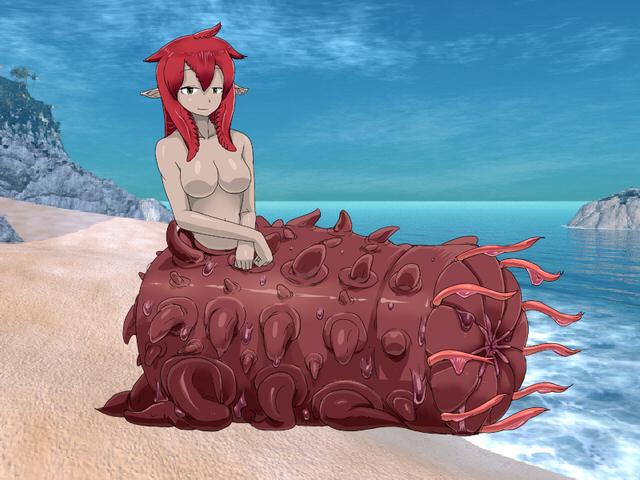 File:Sea Cucumber Girl.png