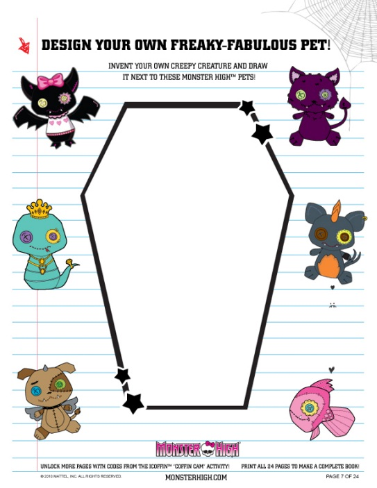 image activity book 07jpg monster high wiki fandom powered by wikia