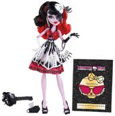 Doll stockphotography - Frights Camera Action! - Hauntlywood Operetta